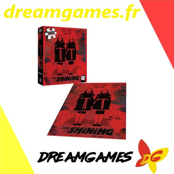 Puzzle 1000 pièces The Shining