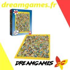 Puzzle 1000 pièces The Simpsons