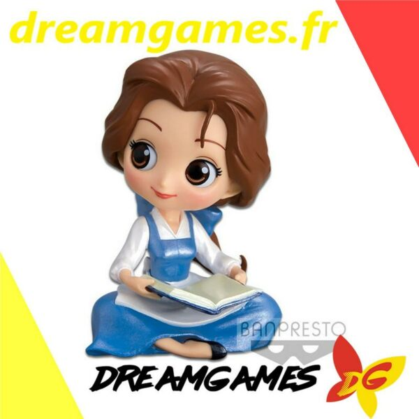 QPosket petit Story of Belle