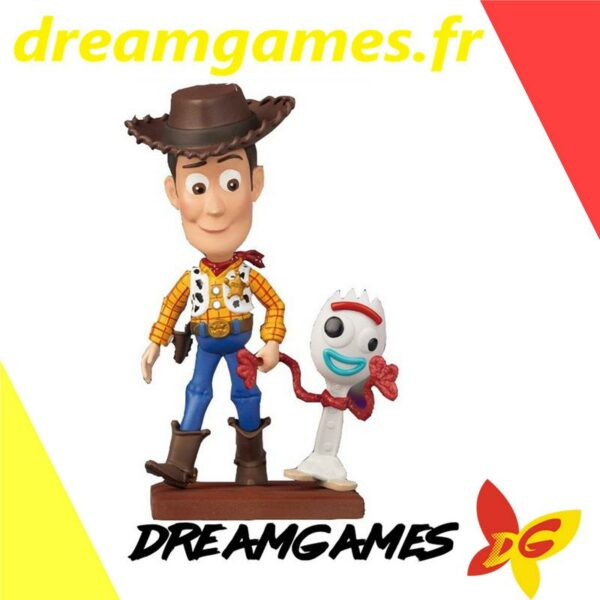 Toy Story 4 Mini Egg Attack Woody & Forky