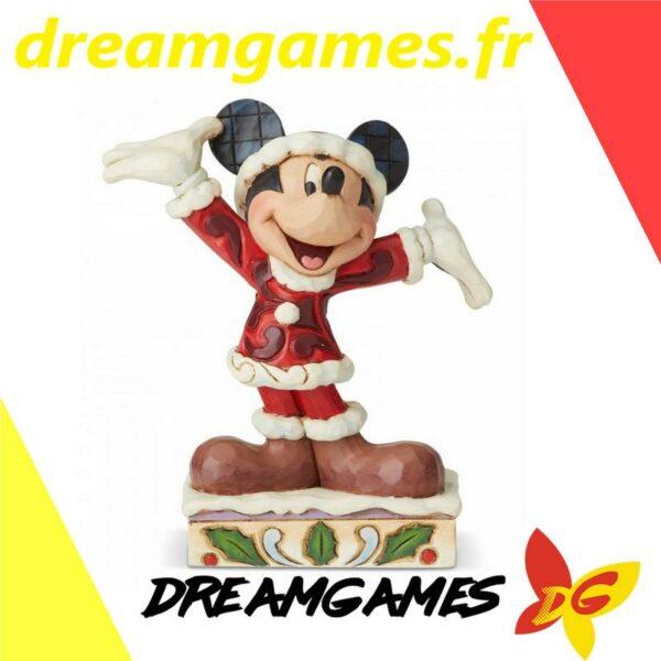 Figurine Disney Traditions Mickey Christmas