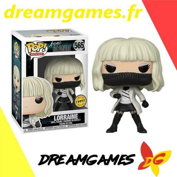 Figurine Pop Atomic Blonde 565 Lorraine Chase