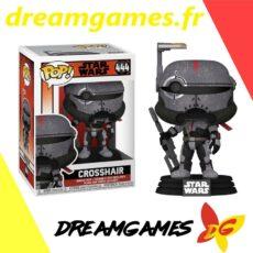 Figurine Pop Star Wars Bad Batch 444 Crosshair