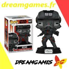 Figurine Pop Star Wars Bad Batch 447 Echo