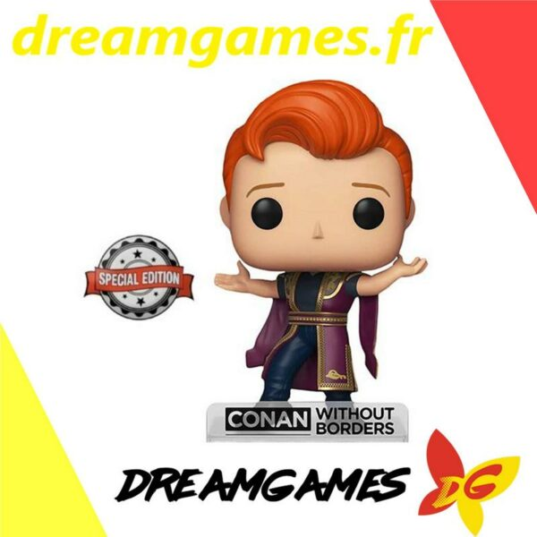 Figurine Pop Conan without borders 24 Armenian Conan