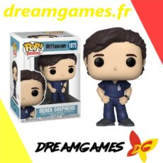 Figurine Pop Grey's Anatomy 1075 Derek Shepherd