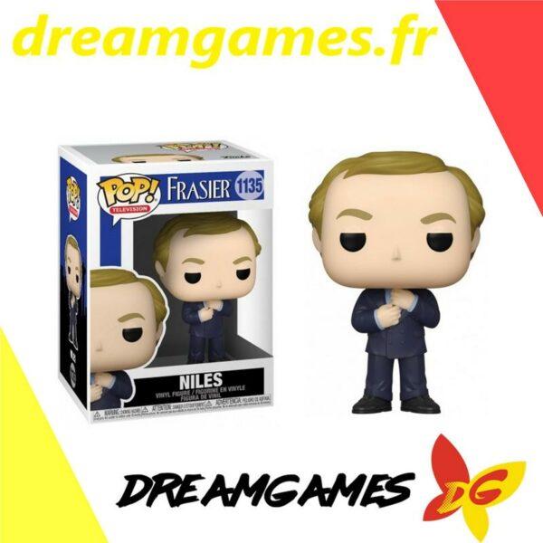 Figurine Pop Frasier 1135 Niles