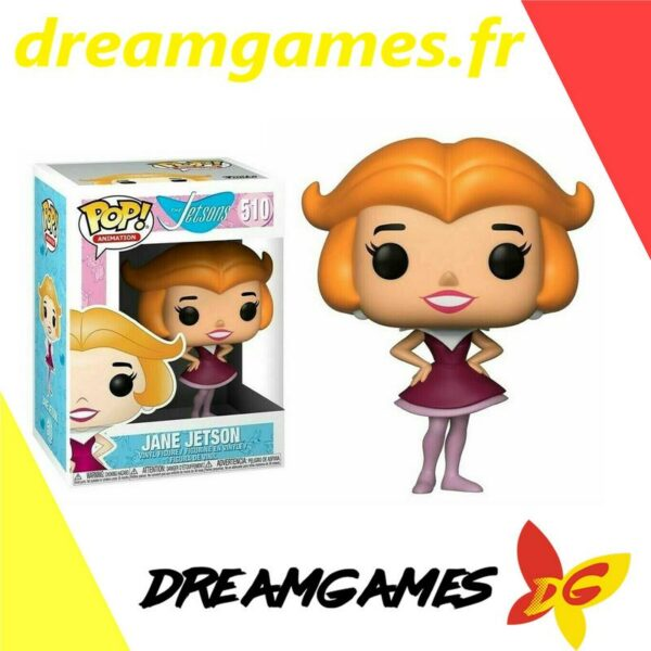 Figurine Pop The Jetsons 510 Jane Jetson