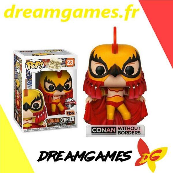 Figurine Pop Conan without borders 23 Luchador