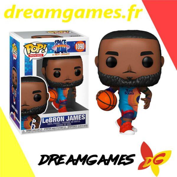 Figurine Pop Space Jam 1090 LeBron James 1