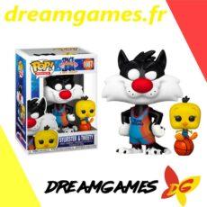 Figurine Pop Space Jam 1087 Sylvester & Tweety