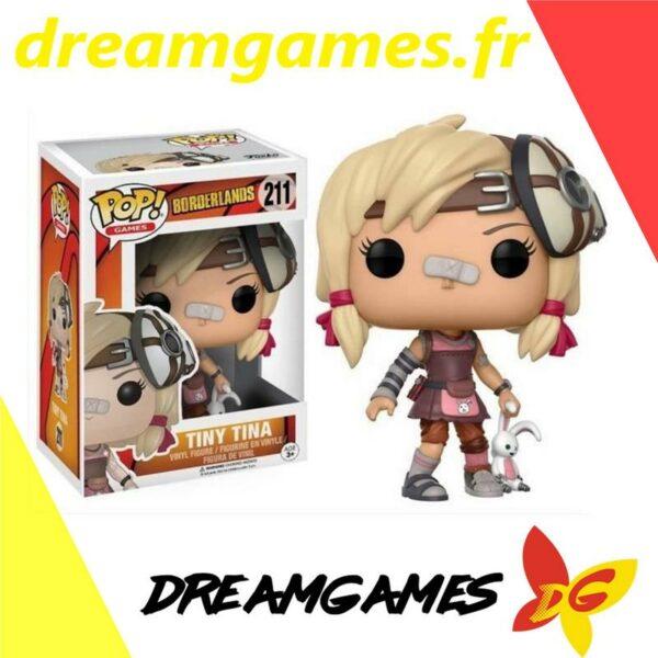 Figurine Pop Borderlands 211 Tiny Tina
