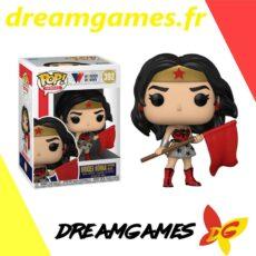 Figurine Pop Wonder Woman 392 Superman Red Son