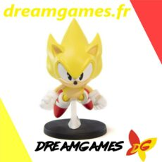 Figurine Sonic Boom8 series Vol 06 Super Sonic