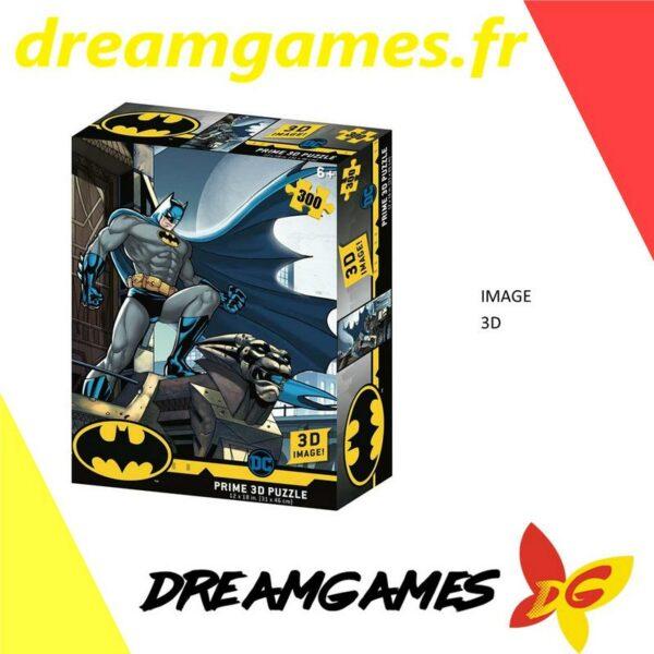 Prime 3D Puzzle DC Batman 300 pces 1