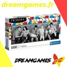 Puzzle Panorama Friends 1000 pièces