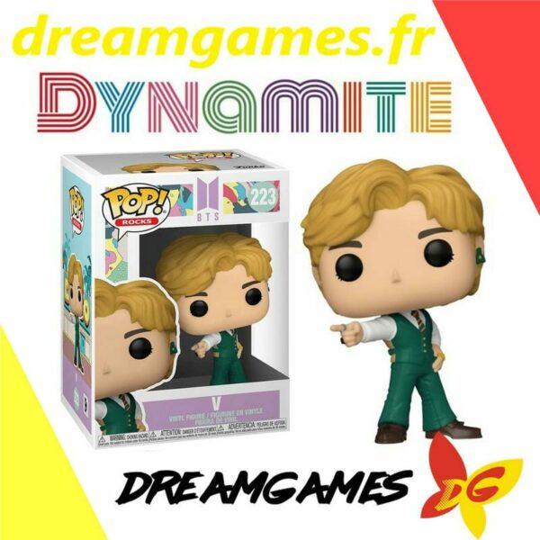 Figurine Pop BTS Dynamite 223 V