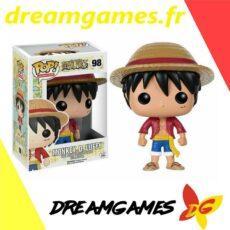 Figurine Pop One Piece 98 Luffy