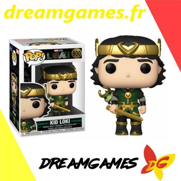 Figurine Pop Loki 900 Kid Loki